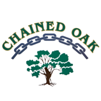 Chained Oak B&B Logo